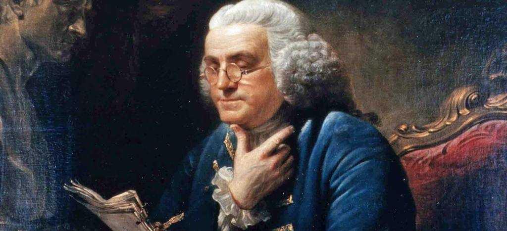 Benjamin Franklin Keeping A Journal